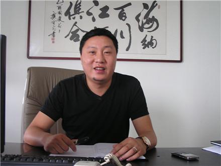 南龙门业总经理郑斌:南龙门业,龙腾式的飞跃
