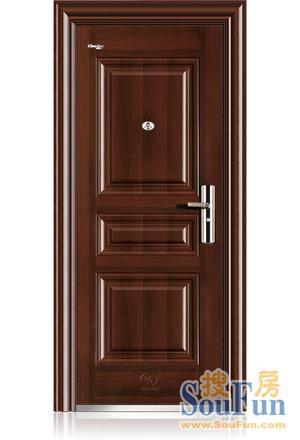 防盗门测评:春天防盗门 结实,安全就是它的品质
