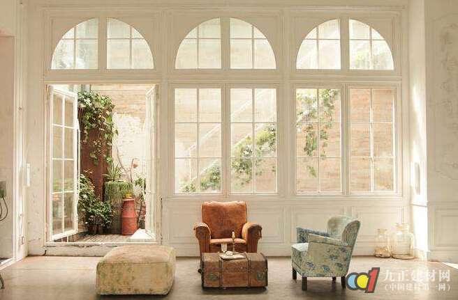 欧式外墙窗户石膏造型
