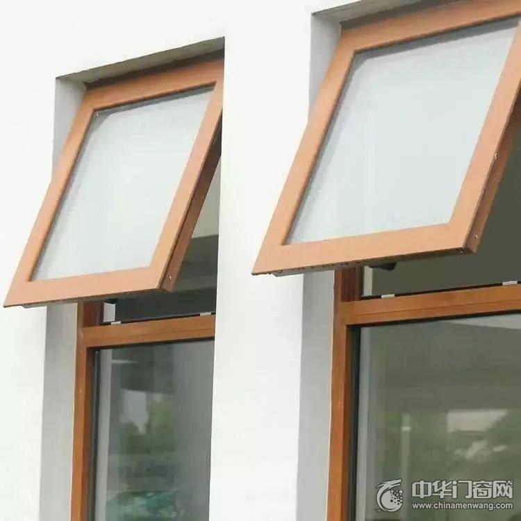 断桥铝平开窗安装