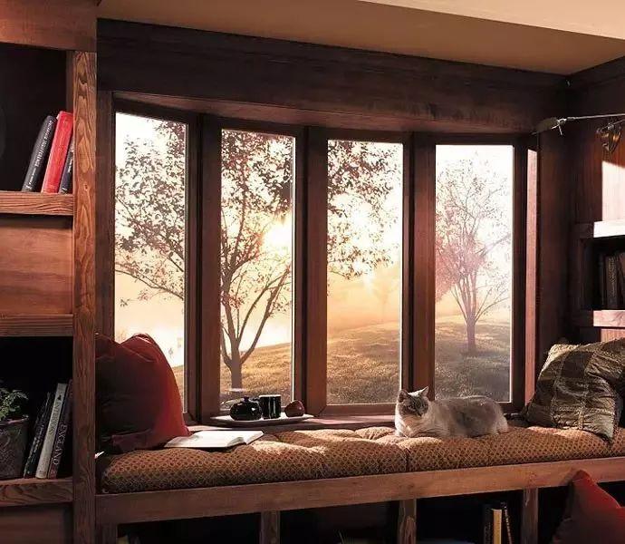 窗户开启方式