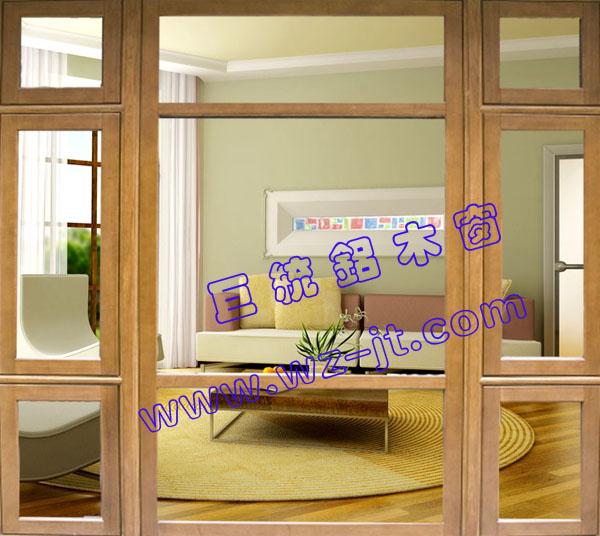 门业图片-实木门窗欧式纯实木门窗可定做图片