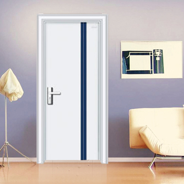鋼木室內門系列 型號:hx-017純白