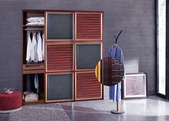 衣柜荷叶安装步骤