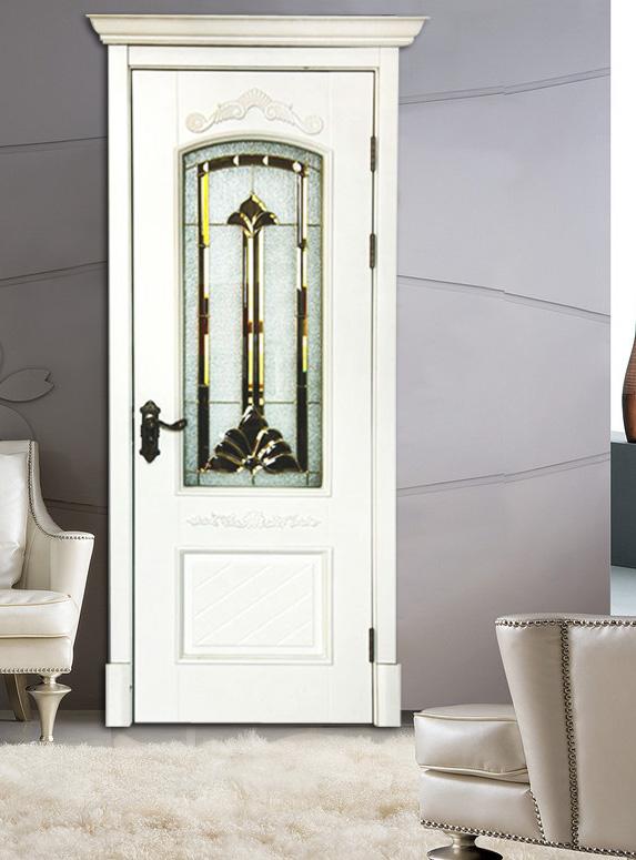 盼宁木门 白色烤漆房间套装门