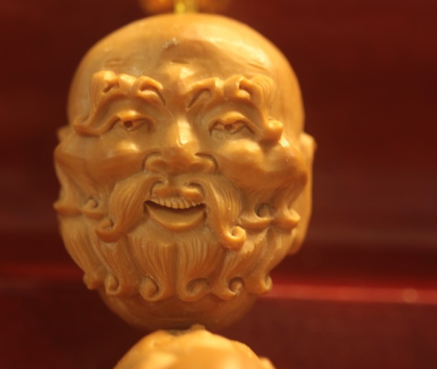核桃雕刻机 象牙果雕刻机 立体工艺品雕刻机 hy-3030