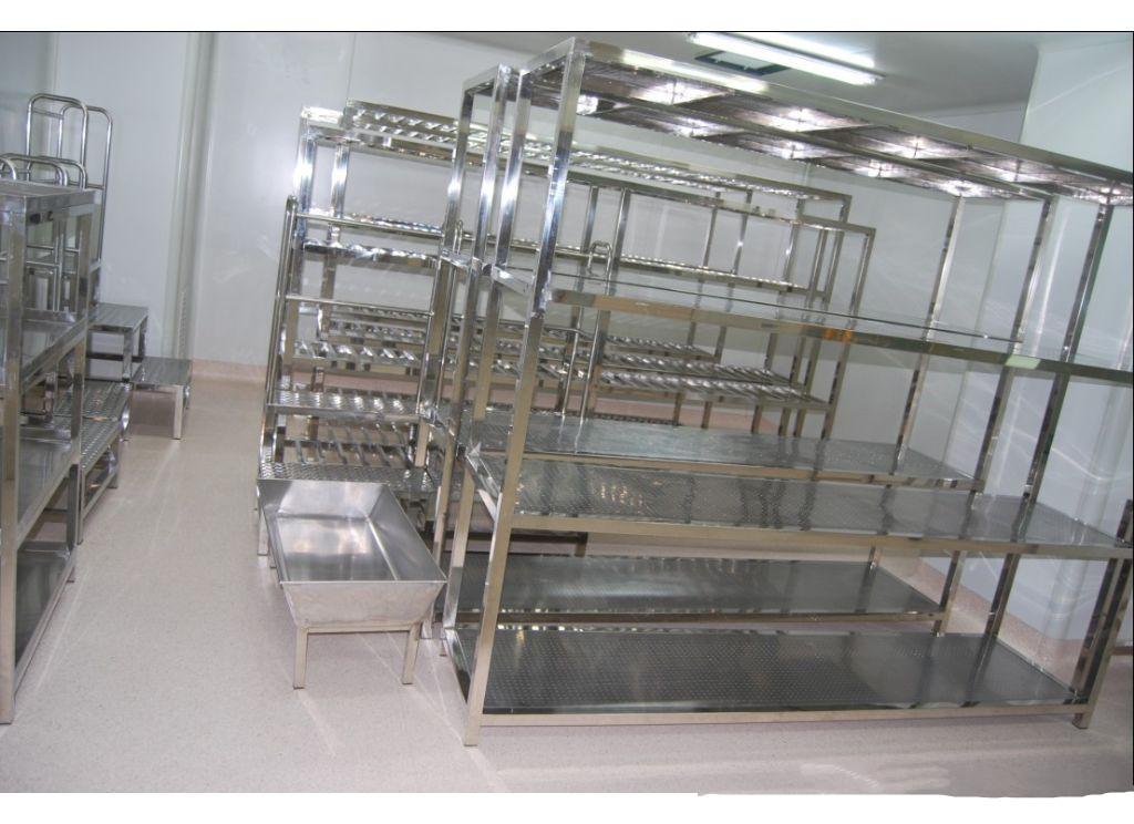 朝阳区加工不锈钢架子货架铁架子制作-北京朝阳区望京面板加工