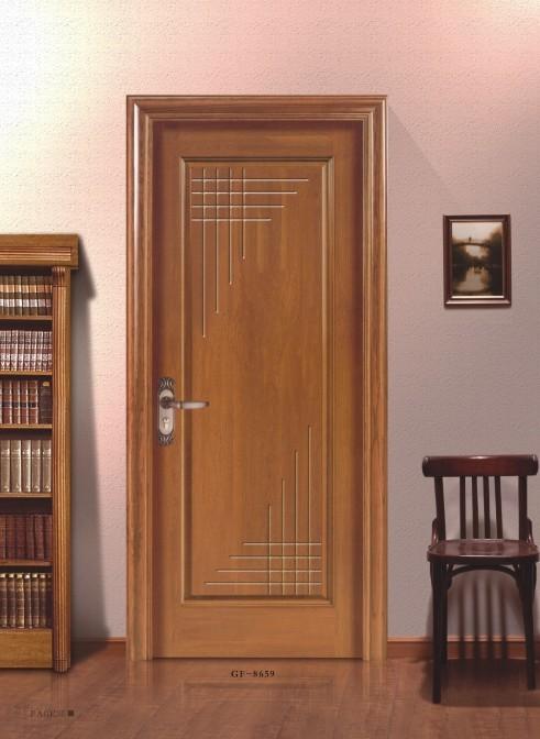 室内房间门 900*2100*180