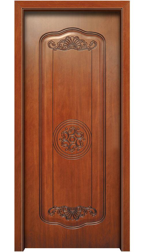 实木复合烤漆门 2050*800*300