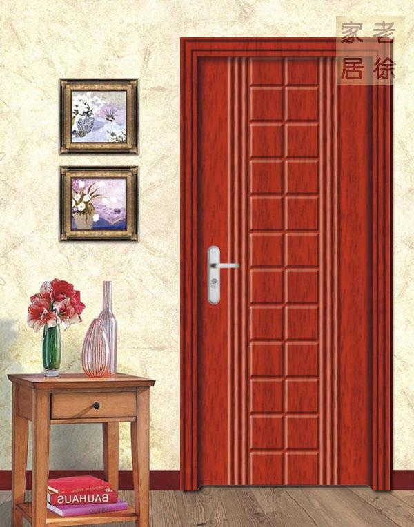 实木复合室内门 pvc免漆门