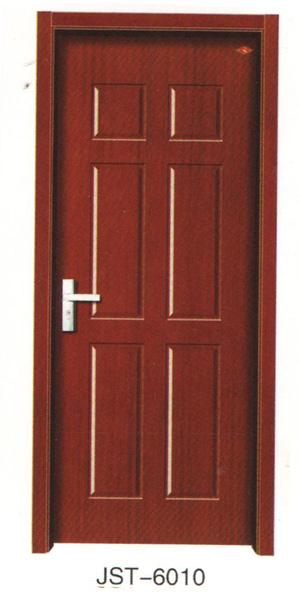 实木复合门 钢木门jst-6010