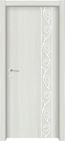 门业图片-实木拼接门白橡osxf-7002图片