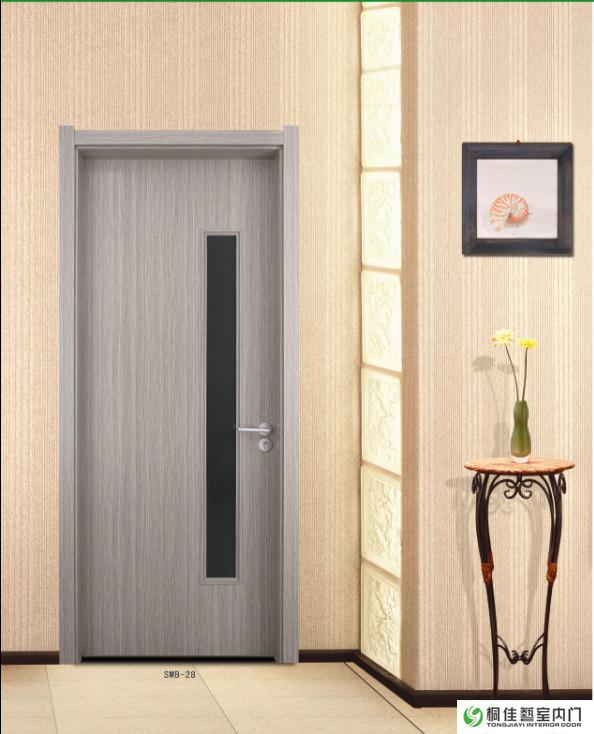 门业图片-欧式木门系列环保玻璃木门环保玻璃木门